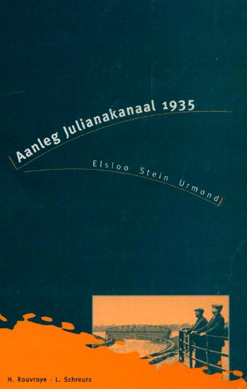 Aanleg Juliannakanaal 1935