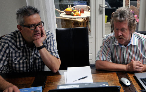 auteurs guus peters en harrystrijkers
